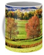 Autumn Landscape Dream Coffee Mug by James BO  Insogna