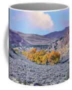 Autumn Landscape In Northern Nevada. Coffee Mug