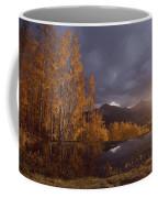 Autumn Landscape Near Telluride Coffee Mug