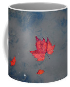 Autumn Leaf Coffee Mug