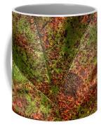 Autumn Leaf Detail Coffee Mug