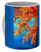 Autumn Leaves 8 Coffee Mug