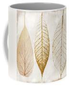 Autumn Leaves IIi Fallen Gold Coffee Mug