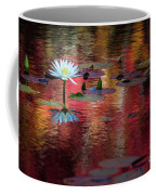 Autumn Lily Coffee Mug