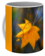 Autumn Maple Leaf Coffee Mug