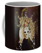 Autumn Mask Coffee Mug