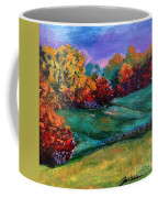 Autumn Meadow Coffee Mug