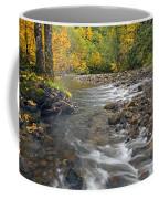 Autumn Meander Coffee Mug