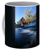 Autumn Mill Portrait Coffee Mug