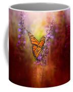 Autumn Monarch Coffee Mug