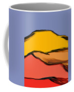 Autumn Mosaic  Coffee Mug