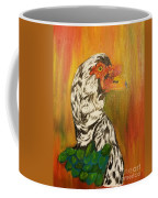 Autumn Muscovy Portrait Coffee Mug