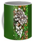 Autumn Mushrooms Coffee Mug
