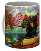 Autumn Music Coffee Mug