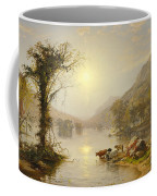 Autumn On Greenwood Lake Coffee Mug