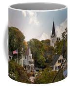 Autumn On Mackinac Island Coffee Mug