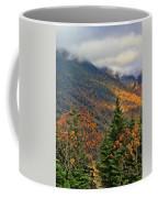 Autumn On Mount Mansfield Vermont Coffee Mug
