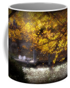 Autumn On The Cove Coffee Mug