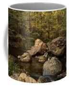 Autumn On The Creek  Coffee Mug