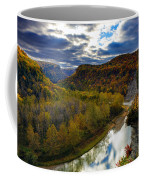Autumn On The Genesee Coffee Mug