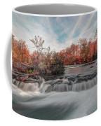 Autumn On The Niagara Coffee Mug