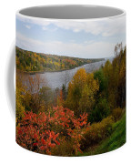 Autumn On The Penobscot Coffee Mug