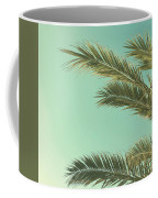 Autumn Palms II Coffee Mug