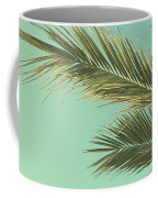 Autumn Palms II Coffee Mug