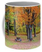 Autumn Picnic Coffee Mug