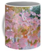 Autumn Pink Coffee Mug