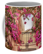 autumn plants and garden in Portugal Algarve Coffee Mug by Ariadna De Raadt