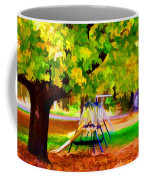 Autumn Playground 1 Coffee Mug