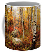 Autumn Quakies Coffee Mug