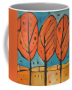 Autumn Quilt Coffee Mug