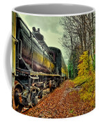 Autumn Railway Coffee Mug