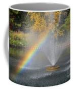 Autumn Rainbow Coffee Mug