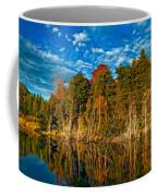 Autumn Reflection II Coffee Mug