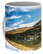 Autumn Reflection, Loch Long Coffee Mug