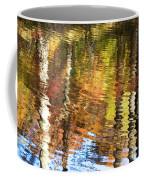 Autumn Reflections-3 Coffee Mug