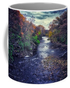 Autumn Riders On The Storm Coffee Mug