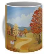 Autumn Season Coffee Mug