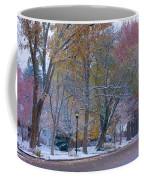 Autumn Snow Coffee Mug by James BO  Insogna