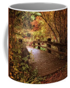 Autumn Splendor Bridge Coffee Mug