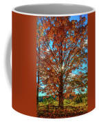 Autumn Star- Paint Coffee Mug
