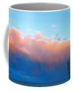 Autumn Storm Clouds And Sunset Coffee Mug