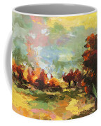 Autumn Sunlight Coffee Mug