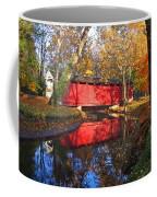 Autumn Sunrise Bridge II Coffee Mug