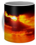 Autumn Sunset Denmark  Coffee Mug