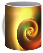 Autumn Swirl Coffee Mug