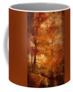 Autumn Tapestry - Lake Carasaljo Coffee Mug
